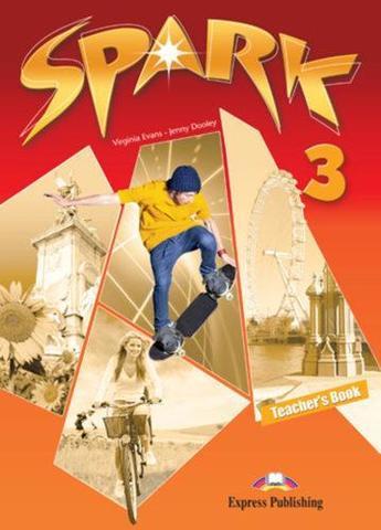 SPARK 3 Teacher's Book - книга для учителя