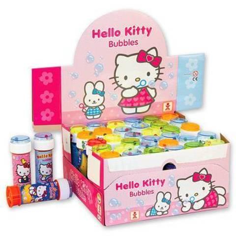 Мыл пузыри Hello Kitty, 60мл