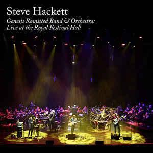 HACKETT, STEVE: Live