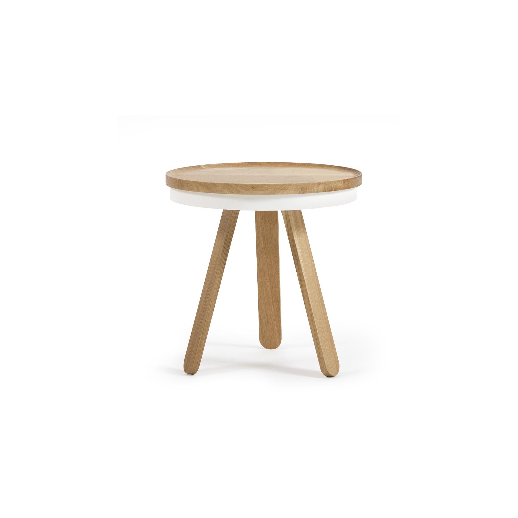 Кофейный столик BATEA S дуб - вид 1