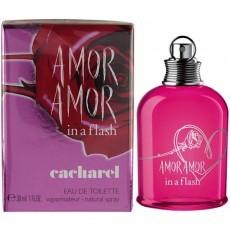 Cacharel: Amor Amor In a Flash женская туалетная вода edt, 30мл