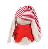 Зайка Ми в красной пижаме