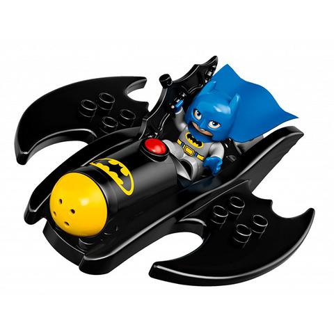 LEGO Duplo: Приключения на Бэтмолёте 10823 — Batwing Adventure — Лего Дупло