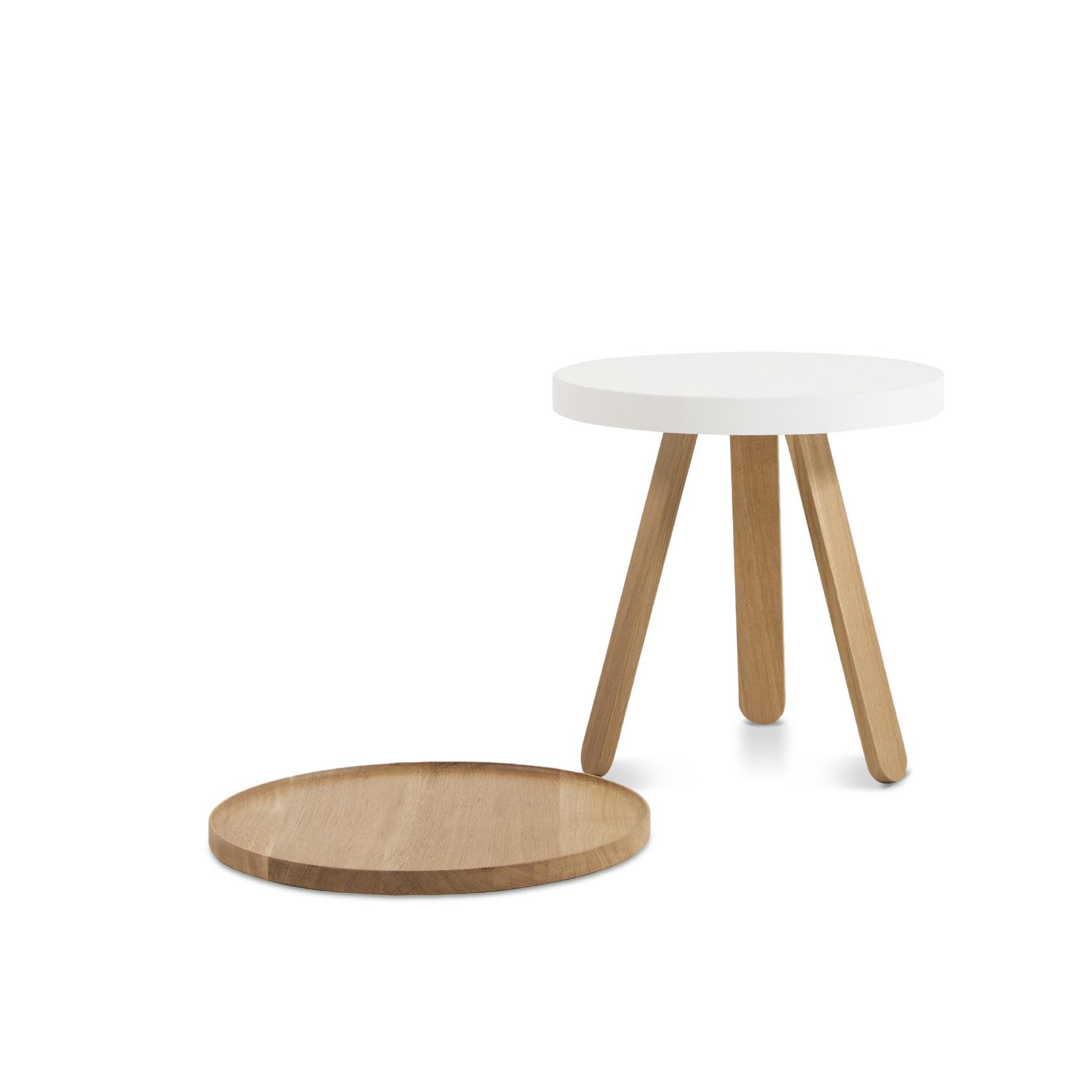 Кофейный столик BATEA S дуб - вид 5