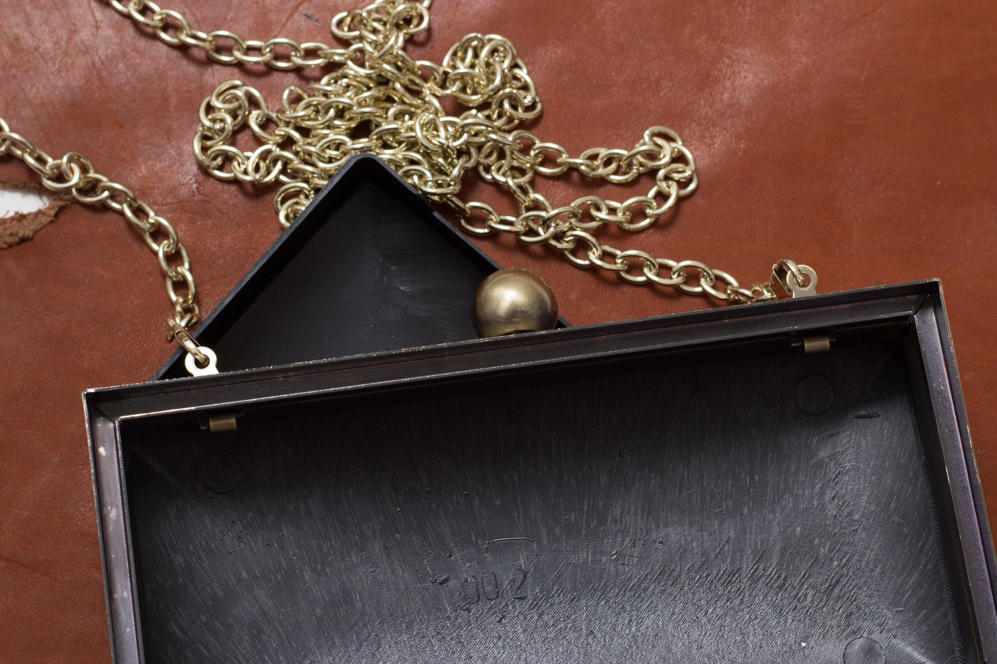 Клатч бокс для декорирования 16,5х8 см.