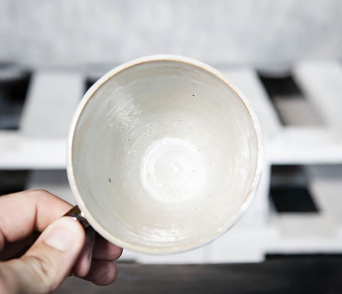 CUP102-1 Керамическая кружка ручной работы (200 мл) фото 05