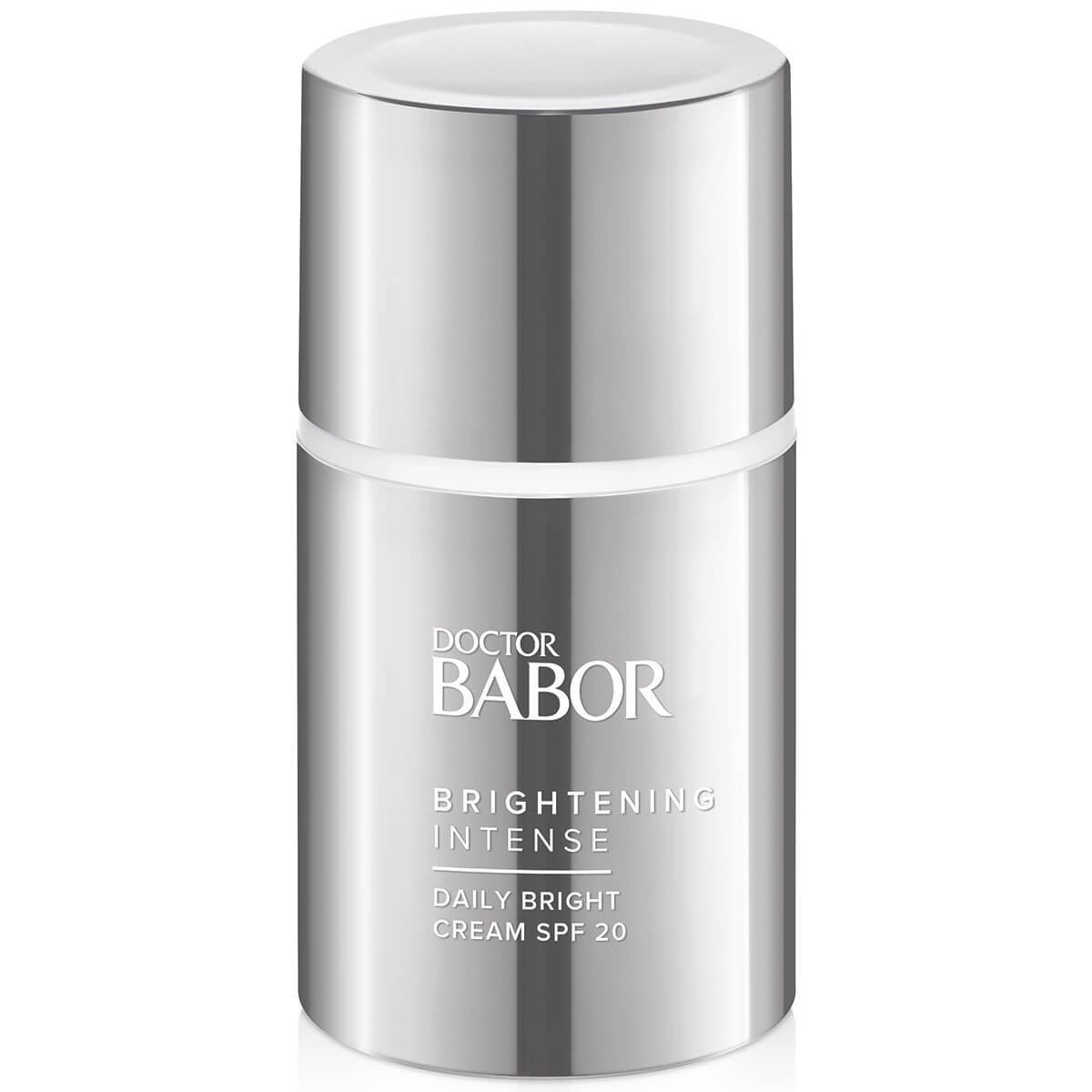 Крем для лица Doctor Babor Brightening Intense Daily Bright Cream SPF 20 50ml