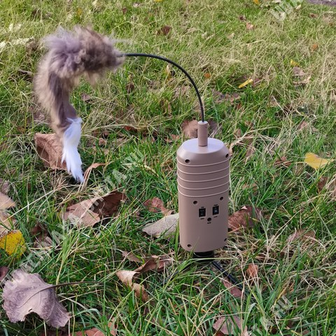 Активная электро-механическая приманка на зверя Lucky Duck King Critter