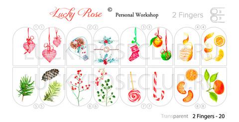 Слайдер Lucky Rose 2Fingers-0020