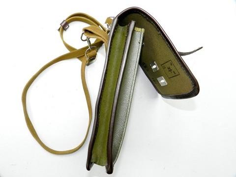 Полевая сумка командного состава, обр.1940г. сурогатированая