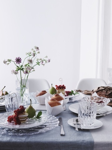 Набор из 2-х тарелок для салата, артикул 93628. Серия Sphere