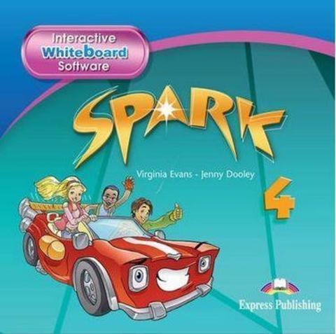Spark 4 (Monstertrackers). Interactive Whiteboard Software.Программное приложение для интерактивной доски