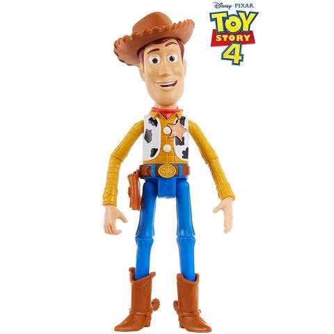 Шериф Вуди 23 см со звуковыми эффектами. История игрушек 4