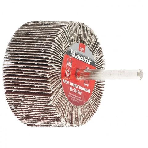 Круг лепестковый для дрели, 60 х 30 х 6 мм, MTX