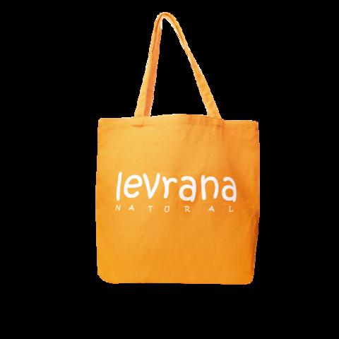 Эко-сумка оранжевая   40x40 см   Levrana