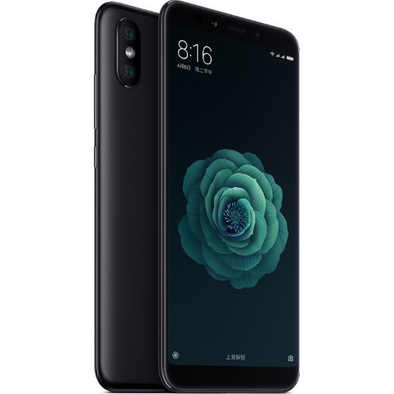 Xiaomi Mi A2 4GB/64GB Black Global Version