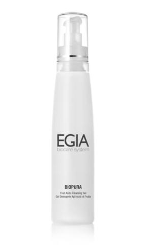 *Гель очищающий с фруктовыми кислотами(EGIA/FP48/200ml)