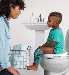 Горшок 3 в 1 Summer Infant Train With Me Potty