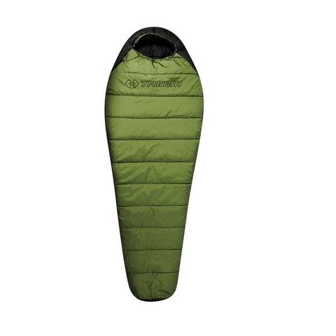 Спальный мешок Trimm Trekking WALKER, 195 R (синий, зеленый, красный)