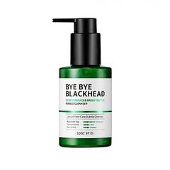 Очищение SOME BY MI Bye Bye Blackhead 30days Miracle Green Tea-Tox Bubble Cleanser 120g