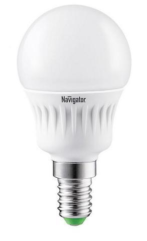 Лампа NLL-G45-7-230-2,7K-E14