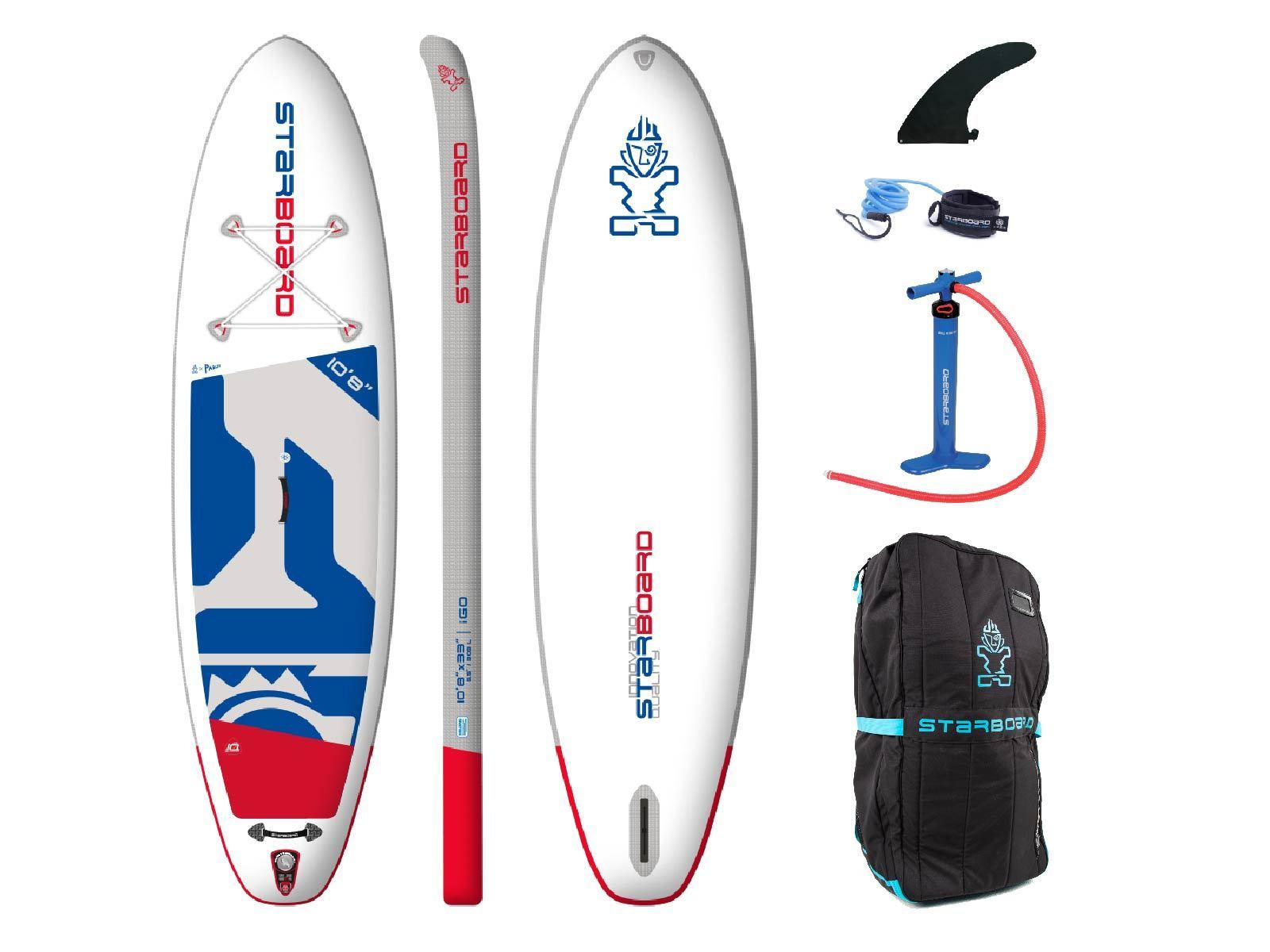 Starboard SUP Astro IGO Inflatable