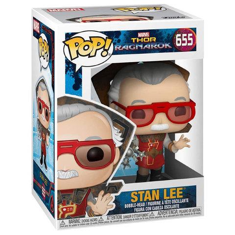 Фигурка Funko POP! Bobble: Marvel: Stan Lee in Ragnarok Outfit 48565