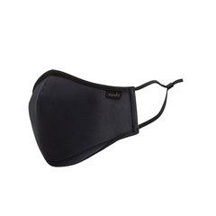 Маска Moshi OmniGuard Mask со сменными фильтрами Nanohedron, M,  черный