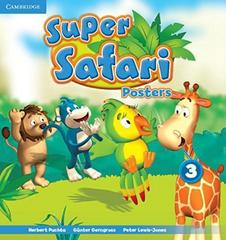 Super Safari 3 Posters (10)