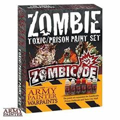 War Paints: Zombicide Toxic/Prison Set