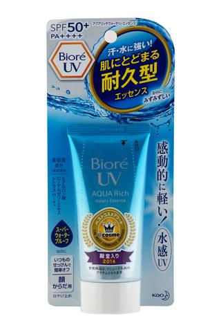 Biore UV Aqua Rich солнцезащитный крем для лица