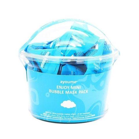Ayoume Пузырьковая маска для лица Enjoy Mini Bubble Mask Pack, 3 гр