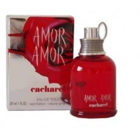 Cacharel: Amor Amor женская туалетная вода edt, 30мл