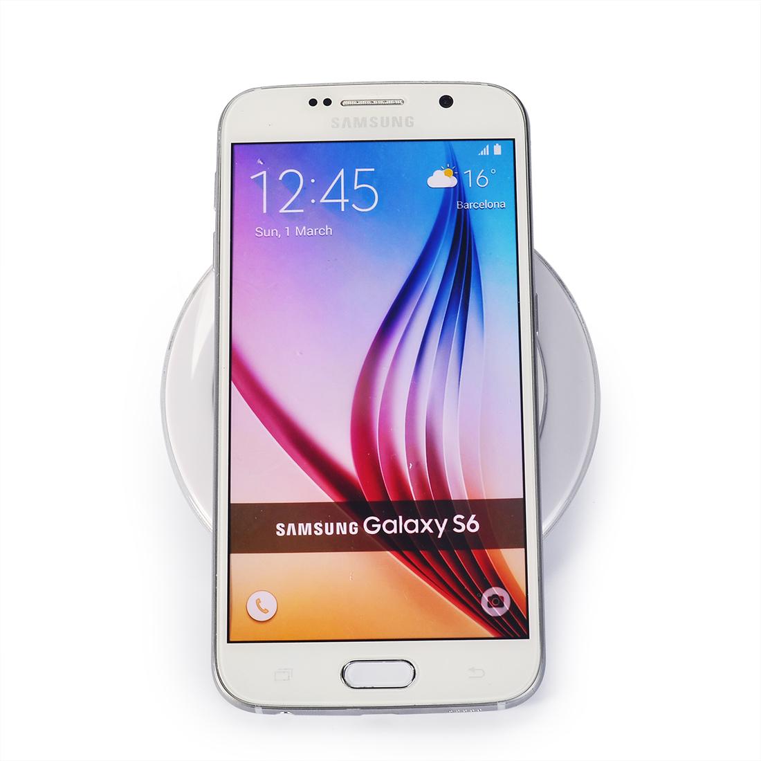 """Архив Универсальная беспроводная зарядка """"А1"""" стандарта Qi для Samsung DSC_0366.jpg"""