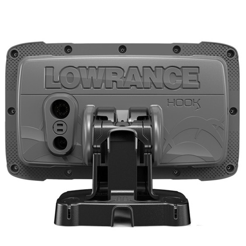 Эхолот для рыбалки Lowrance HOOK2-5 with TripleShot US Coastal/ROW