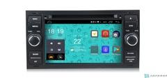 Штатная магнитола 4G/LTE Ford Focus Android 7.1.1 Parafar PF149D (черный)