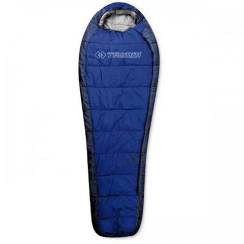 Спальный мешок Trimm HIGHLANDER, 195 R (красный, синий, желтый)