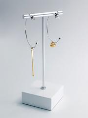 Асимметричные серьги с подвесками  оптом и в розницу