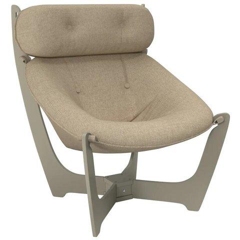 Кресло для отдыха Комфорт Модель 11 серый ясень/Malta 03A