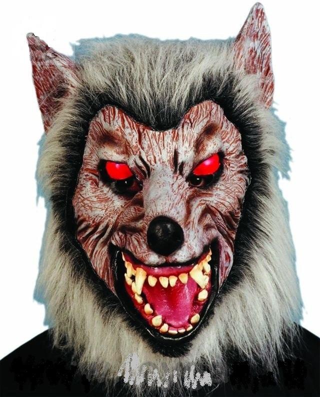 Маска ''Волк-убийца''