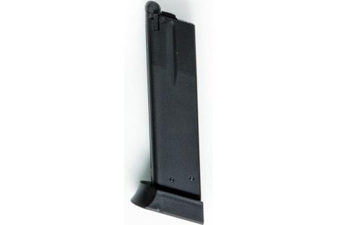 Магазин для страйкбольного пистолета CZ SP-01 SHADOW грин-газ  (артикул 18410)