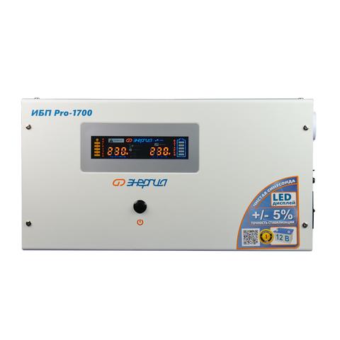 ИБП Энергия Pro-1700 ВА 12В