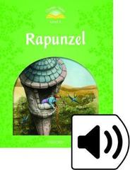 Classic Tales Second Edition: Level 3: Rapunzel Audio Pack