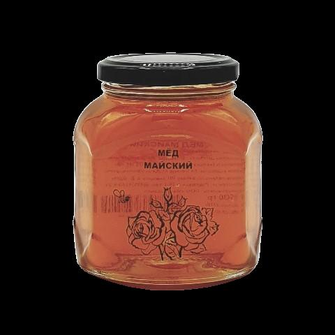 Мёд натуральный МАЙСКИЙ, 500 гр