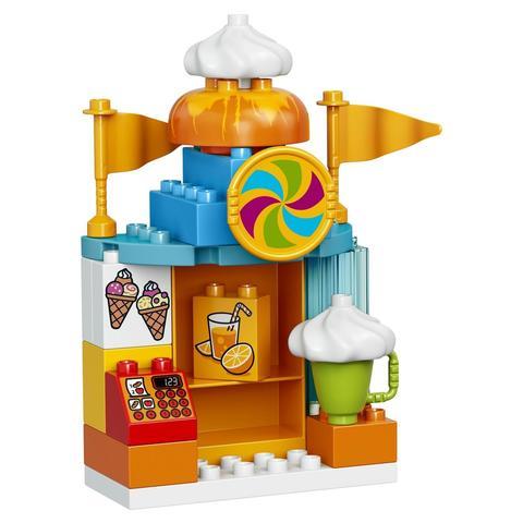 LEGO Duplo: Большой парк аттракционов 10840 — Big Fair — Лего Дупло