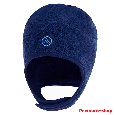 Premont Шапка и шарф-снуд W47202 Dark blue шапка