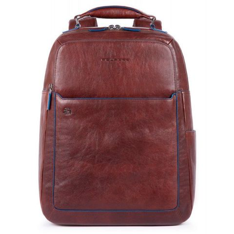 Рюкзак Piquadro B2S CA4174B2S/TM темно-коричневый натур.кожа