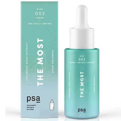 Сыворотка PSA The Most Hyaluronic Nutrient Hydration Serum 30 мл