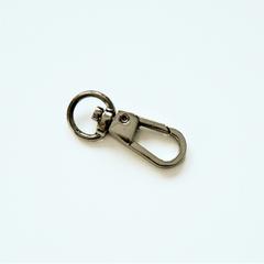 Карабин для брелока, ключницы, длина 3см