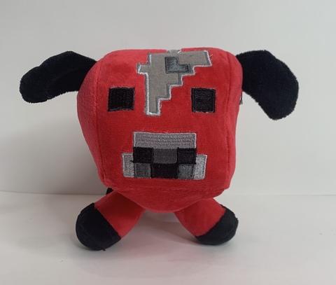 Майнкрафт Мягкая Игрушка Красная